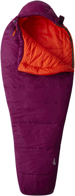 Mountain Hardwear W's Laminina Z Spark Sleeping Bag Regular Dark Raspberry